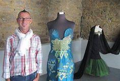 13 août 2013 Le styliste Pascal Jaouen chevalier de la légion d'honneur
