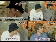 """[繁中/ENG]2001蘇志燮朴容夏《想你了朋友》So Jisub Park Yongha @""""I miss you my friend"""""""