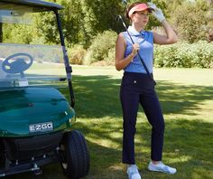 Swing Control™ when you look good you play good!