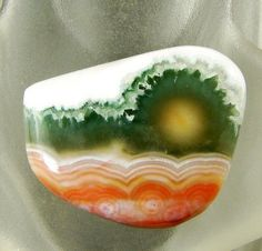 Ocean Jasper- one of the most simplistic forms of art and of the Technology of God.