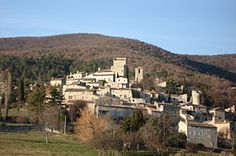 Le Poët-Laval, Drôme, France