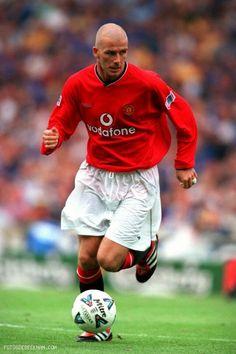 ~ David Beckham on Manchester United ~