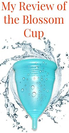 My Review of the Blossom Cup Menstrual Cup AND Win won for yourself! #blossomcup {Natural Living, Natural Wellness, Natural Moms, Women's Health}