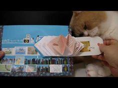進化版瀑布書Waterfall flip book_02 - YouTube