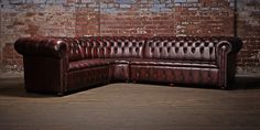 Corner Chesterfield