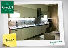 A casa di Manuela…c'è una LUNA #Arredo3 che splende! :) #myArredo3
