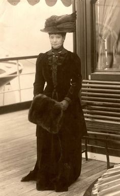 Dowager Empress Marie Feodorovna