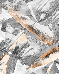 Affiche scandinave Modern art print Abstract by JAnoveltyDeSign