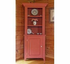 Furniture deals p corner hutch