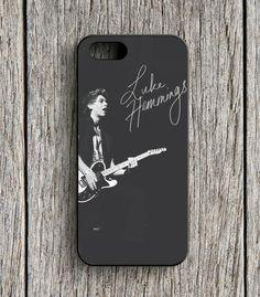 5 Second Of Summer Luke Hemming's Guitar iPhone 5 | 5S Case
