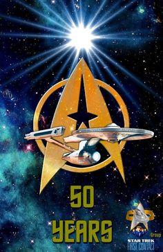 Star Trek - 50 years
