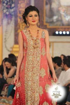 Latest bridal and groom Dress collections Pantene Bridal Couture Week Lahore 2013-2014 (7)