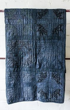 Overdyed Quilts