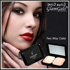 Are you ready to take on the world? #GlamitUP  with #TwoWayCake