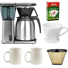 Bonavita Coffee Maker Gold Filter : Coffee on Pinterest