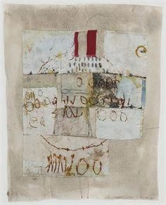 hannelore baron (1926-1987), untitled collage , 1986, 11 3/4 x 9 1/2 inches http://www.rehs.com/view_image.html?image_no=3974