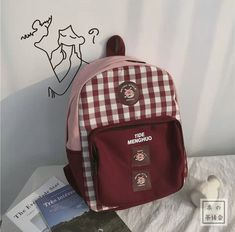 Kawaii Bags, Kawaii Clothes, Modern Backpack, Trendy Backpacks, Girls Bags, Cute Bags, Herschel Heritage Backpack, School Bags, Fashion Bags