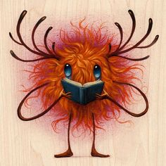 Jeff Soto 'The Reader'
