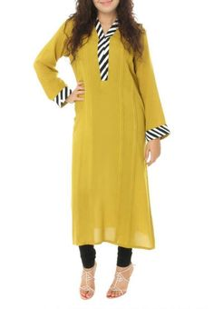 Online Shopping in Pakistan: Fashion, Electronics & Books - Daraz. Kurta Patterns, Dress Patterns, Beautiful Dresses, Nice Dresses, Casual Dresses, Pakistani Outfits, Indian Outfits, Kurta Designs, Blouse Designs