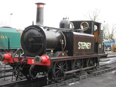 Bluebell Railway March 2014