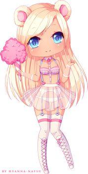 Commission: Maribel by Hyanna-Natsu on DeviantArt - pintcouple Cute Anime Chibi, Cute Anime Pics, Kawaii Chibi, Kawaii Anime Girl, Anime Eyes, Manga Anime, Anime Art, Kawaii 365, Kawaii Cute