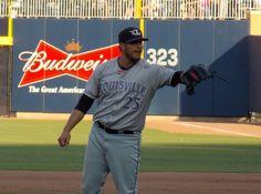 Pedro Villarreal, Louisville Bats
