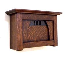 Shop for the Santa Rosa Wood Door Chime by Craftsmen Hardware Company and compare to other Doorbell Chimes. Rich with distinctive Craftsman details, this wooden door chime cover is a handsome accent to your Mission or Arts and Crafts style home. Craftsman Frames, Craftsman Style Doors, Craftsman Decor, Craftsman Interior, Craftsman Furniture, Modern Craftsman, Craftsman Style Bungalow, Bungalow Decor, Bungalow Ideas
