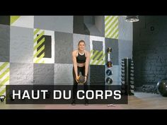 Fitness Master Class - Haut du corps - Lucile Woodward - YouTube