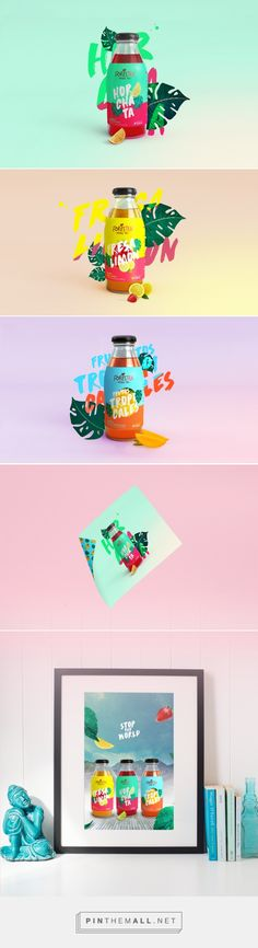 Forestea Redesign (Concept) - Packaging of the World - Creative Package Design Gallery - http://www.packagingoftheworld.com/2017/03/forestea-redesign-concept.html