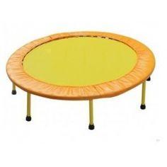 ATHLETIC24 82 cm - Trampolína fitness / oranžová #trampolína #trampoline #trampoliny.sk