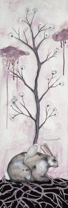 Dreaming of its Wings     Alexandra Eldridge