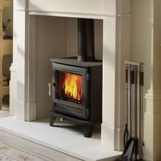 Add character and warmth to your home with our great selection of wood burning stoves. Buy wood burners online or from our Manchester showroom. Wood Burner Fireplace, Wooden Fireplace, Fireplace Ideas, Salisbury, Simply Home, Log Burner, Buy Wood, Winter House, Wood Burning
