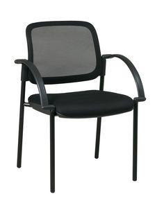 Screen Mesh Guest Chair