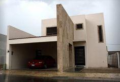 Fachada de casas pequeñas modernas, fachadas de casas pequeñas rusticas