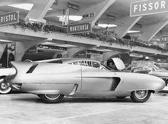 1954 Alfa Romeo BAT 5 Salone di Torino