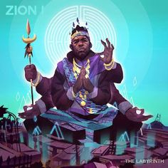 LA BOUTIQUE: ZION I