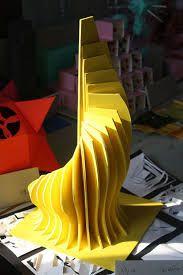 立體構成 ile ilgili görsel sonucu Nirmana 3d, Egypt Travel, Science Museum, Kirigami, Egg Chair, Wood Sculpture, Industrial Design, Sculpting, 3d Printing