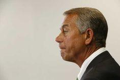 Speaker John Boehner to resign from Congress