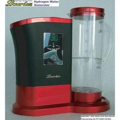 Lourdes Hidrogenes víz Hydrogen Water, Popcorn Maker, Vitamins, Health, Health Care, Vitamin D, Salud