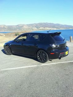 My MazdaSpeed3