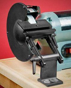 Werkzeugauflage für Doppelschleifmaschinen - von VERITAS