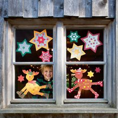 Window's decoration
