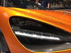 McLaren 720 S - Salon de geneve 2017