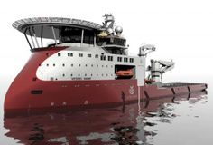 GC Rieber Shipping Orders Subsea Vessel from Ulstein Verft