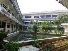 #2 - GFM - FAPERTA - IPB Bogor, University, Mansions, House Styles, Home Decor, Decoration Home, Manor Houses, Room Decor, Villas