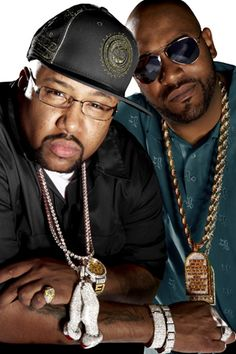 """UGK-""""These aint Hip Hop records...these Country Rap Tunes...so you can seperate us from the rest"""""""