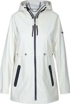 Chaqueta chubasquero náutico mujer Batela termosellado largo, con forro de redecilla transpirable y diseño con cremallera. Cool Jackets, Jackets For Women, Clothes For Women, Tailoring Techniques, Sport Chic, Outfit Posts, Fashion Details, Fitness Fashion, Winter Outfits