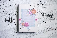 Katya Pogodina's blog: 100% бумажный бук из ванильной какавы