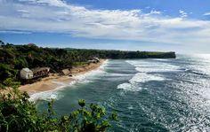 Pantai Balangan - 10 Objek Wisata di Bali