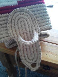 nylondraad rugzak detail Klep met handvat